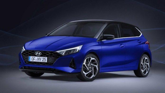 Фото нового Hyundai i20 «злили» в вільний доступ раніше терміну