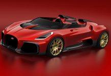 У мережі з'явилися зображення секретних моделей Bugatti