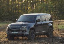 У мережі показали випробування нового Land Rover Defender (відео)