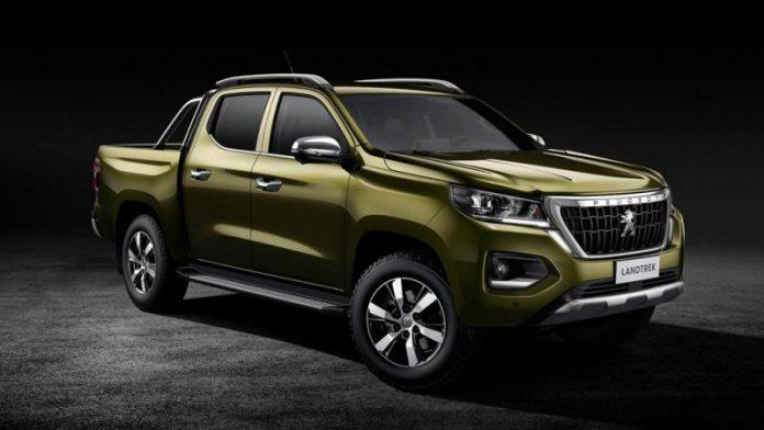 Peugeot представила новий пікап