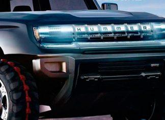 Дизайнери представили зовнішність нового GMC Hummer