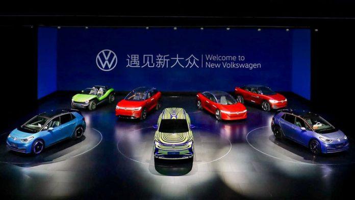 Volkswagen готує новий кросовер сімейства ID