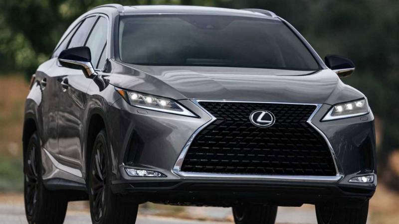 Lexus RX і LX нового покоління з'являться в 2022 році